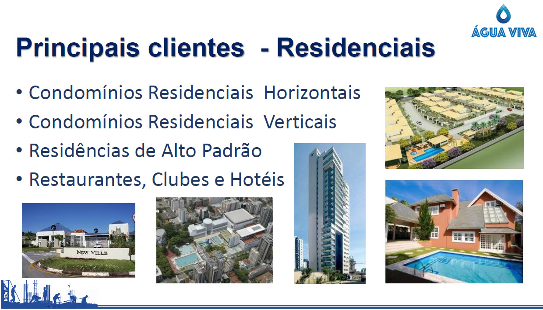 residenciais